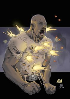 Luke Cage ---  BOOKSTORE   http://www.amazon.com/shops/QUALITYITEMZZ      -----