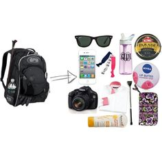 What's In My Show Bag? - Polyvore