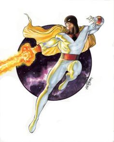 DeviantArt: More Like Space Ghost by KidNotorious