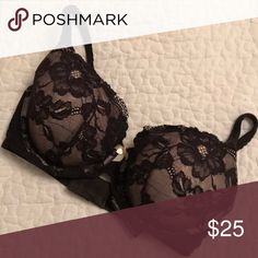 8bc287efa60ae Body by Victoria lined Demi bra Lots of bra sizes in my closet I know 😜