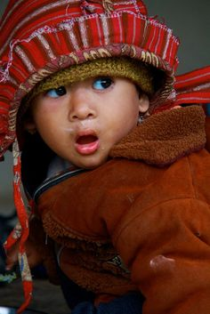 Enfant Tharu  child ethnie tribe Nepal (Philippe Guy) by guy philippe, via Flickr