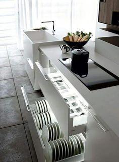 Organizador platos