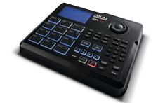 With Akai Pro puts the hip in Hip-Hop. This drum machine is great for hip-hop and R&B, but is also good for jazz blues and rock. R&b Beats, Sound Library, Studio Equipment, Dj Equipment, Drum Lessons, Drum Machine, Hip Hop And R&b, Sound Effects, Gadgets