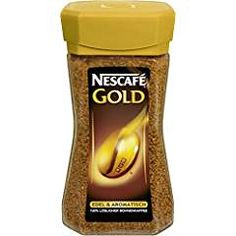 6 Jars Nescafe Gold Blend Instant Coffee Each. * Click image for more details. (This is an affiliate link) Nescafe Gold Blend, Great Inventions, Instant Coffee, Gourmet Recipes, Jars, Link, Image, Beans, Kaffee