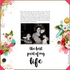 #scrapbooking #scrapbook #layout #tlp #thelilypad #create #document #life