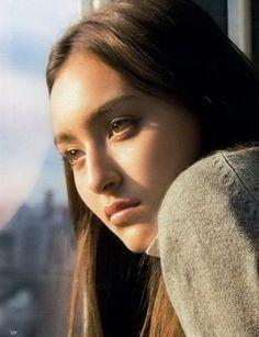 natural' beautiful Jun Hasegawa