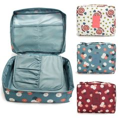 Cheap Makeup Tools, Buy Quality Cosmetic Bags and Cases directly from China Cosmetic Bags and Cases Suppliers: 3 Patterns Travel Cosmetic Makeup Case Bag Organizer Storage Toiletry Wash Pouch Makeup Organization, Storage Organization, Nylons, Makeup Case, Makeup Tips, Eye Makeup, Beauty Land, Pouch Bag, Toiletry Bag