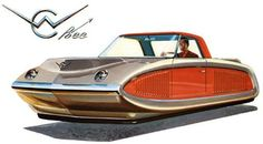 Curtiss-Wright Bee, Two Passenger Air-Car - Design Proposal Vintage Cars, Antique Cars, Hover Car, Automobile, Air Car, Flying Car, Futuristic Cars, Future Car, Old Cars