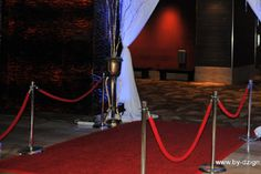 Rope & Stanchions #bydzign #props #vegasdecor #décor #partyrentals For more info/ideas visit www.by-dzign.com