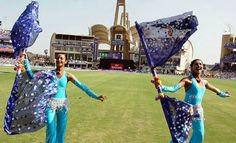 The Cheerleaders are an integral part of the great Indian Premiere League (IPL). While in the last five IPL's we have seen them performing in their glamourous avatars to Bollywood numbers during IPL