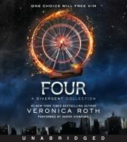 Cover image for Four : a divergent collection  [sound recording]