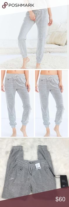 UO Publish Jenna Reversed Jogger Pants in Gray NWT. Urban Outfitters Publish Jenna Reversed Jogger Pants in Gray. So trendy and so comfy!! Size XS. No modeling/trades. Urban Outfitters Pants Track Pants & Joggers