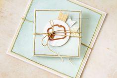 1 birthday, card + photo album by fojaga