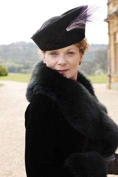 Charting Downton Abbey Style: The Older Generations | Frock Flicks