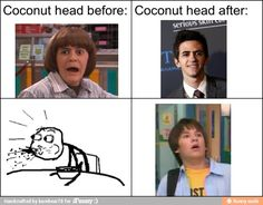 thats actually not coconut head thats martin but still WHAT