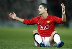 Manchester United's Cristiano Ronaldo ap...Manchester United's Cristiano Ronaldo appeals to the referee during their UEFA Champions League football match against Dynamo Kiev at Old Trafford, Manchester, north west England, 07 November