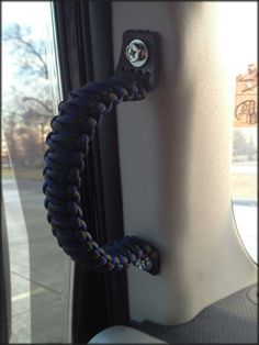 Foobar has Paracord Grab handles