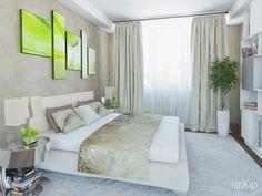 Спальня: интерьер, квартира, дом, спальня, современный, модернизм, 20 - 30 м2 #interiordesign #apartment #house #bedroom #dormitory #bedchamber #dorm #roost #modern #20_30m2 arXip.com