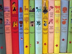 We had the Doubleday Junior Deluxe Editions collection in our family library. LOVED reading them!