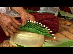 how to make garland with rose petals 9884436365 - Her Crochet Diwali Decorations, Festival Decorations, Flower Decorations, Leaf Crafts, Flower Crafts, Diy Arts And Crafts, Decor Crafts, How To Make Garland, Coconut Leaves