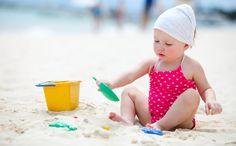 Consejos para cuidar la piel del bebe cuando hace calor - https://madreshoy.com/consejos-cuidar-la-piel-del-bebe-cuando-calor/