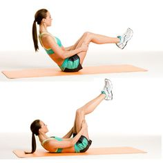 Get a more beautiful body in less than 10 minutes a day with these fat-blasting (and energizing) moves from trainer Erin O'Brien. | Health.com