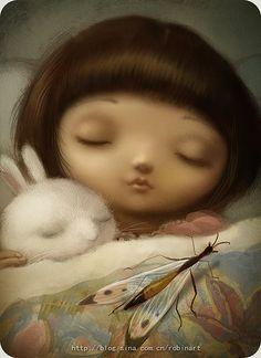 Dream. by robinart