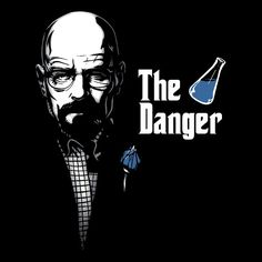 Breaking Bad Heisenberg The Danger Artwork ~ Fisoloji Bad Fan Art, Breaking Bad Art, Say My Name, Walter White, The Godfather, Cultura Pop, Best Tv, Oeuvre D'art, Movies And Tv Shows