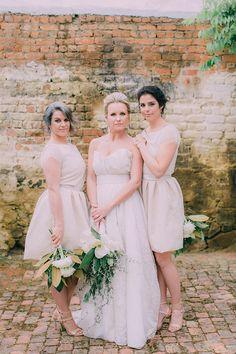 Bridesmaids, Bridesmaid Dresses, Wedding Dresses, Eye For Detail, Bride Gowns, Beautiful Bride, Wedding Styles, Tired, Feminine