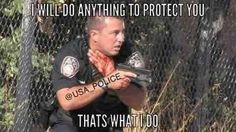 This what cops go through so you can can sleep at night.....