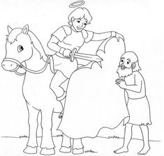 Saint Martin of Tours Catholic Coloring page. Feast day (Martinmas) is November Religious Education, Religious Art, Flag Coloring Pages, Coloring Books, Hl Martin, St Martin Of Tours, Mary And Martha, Winter Fairy, All Saints Day