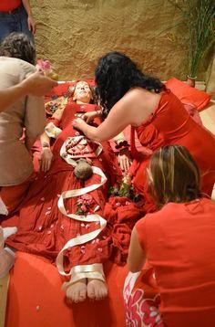 honouring ritual