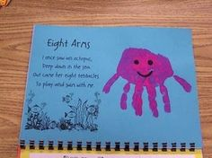 When I taught kindergarten the gift I made every year with my students for their families was always a handprint calendar. Preschool Painting, Preschool Crafts, Preschool Ideas, Craft Ideas, Preschool Songs, Preschool Learning, Toddler Crafts, Kids Crafts, Project Ideas