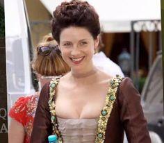 Claire - Season 2 Outlander