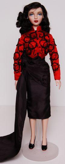 "IT Gene Marshall Metropolitan Doll Club - ""Metropolitan Holiday"" ~  The Studio Commissary"