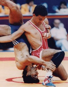 John Smith- 6x world and 2x Olympic Freestyle Wrestling Champion