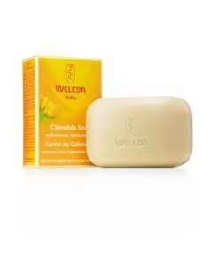 Calendula Soap - Mild cleanser, lightly fragrant