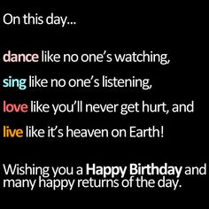 Happy Birthday Messages for Friends ~ Best Birthday Wishes Happy Birthday Messages Friend, 21st Birthday Wishes, Best Happy Birthday Quotes, Friend Birthday Quotes, Happy Birthday Fun, Birthday Greetings, Birthday Cards, Birthday Sayings, 21 Birthday