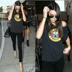Kendall jennr jet-set style