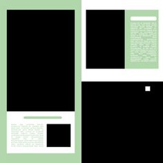 Twitter Template, Overlays Instagram, Instagram Frame Template, Bullet Journal Mood, Anime Gifts, Aesthetic Template, Graphic Design Templates, Edit Icon, Aesthetic Backgrounds