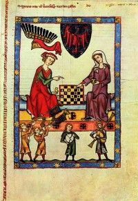 Queening: Chess and Women in Medieval and Renaissance France - Medievalists.net