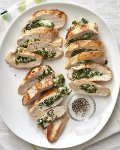 How To Make Stuffed Chicken Breast with Spinach & Cheese — Cooking Lessons from The Kitchn