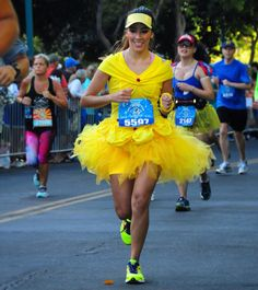 Princess Belle running costume. RunDisney 2015 :)