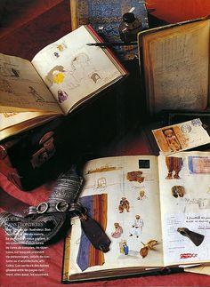 Journal 1 by Rejean Pellerin, via Flickr