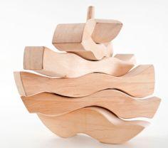 Wooden toys / Zabawki drewniane