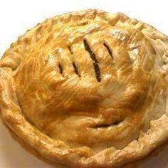 Canada / Meat Pie (French Canadian Tourtiere): Contains pork, potatoes, onions and spices. Savory Pastry, Savory Tart, Savoury Pies, Meat Recipes, Cooking Recipes, My Favorite Food, Favorite Recipes, Canadian Food, Pork Dishes