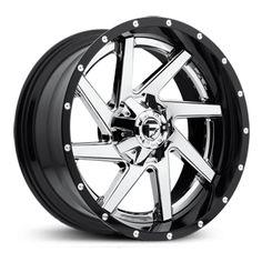 Fuel D263 Renegade  Wheels Chrome