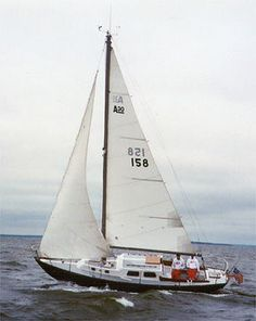 I used to own Hull 159.