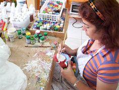 Quer ganhar uma grana extra com Artesanatos?  http://www.grzero.com.br/artesanato-passo-a-passo-gratis/