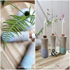 Charmant Kreativ Tipp: Windlicht Aus Kreativ Beton Basteln | DıY | Pinterest |  Concrete, Handicraft And Creative